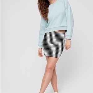 ARITZIA | NWT Sunday Best Kalila skirt